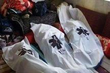 مرگ خاموش سه عضو یک خانواده در همدان