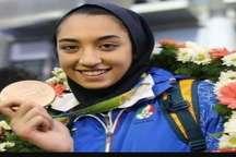 تبریک وزیر ورزش و جوانان به کیمیا علیزاده