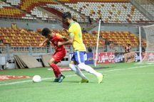 فولاد خوزستان لیگ برتر را با شکست آغاز کرد