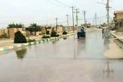 مرمت خانه های آسیب دیده از سیلاب در اروندکنار آغاز شد