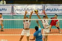 گرگان میزبان والیبال جوانان ایران شد