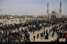 پلیس قم امنیت کم نظیری در تاسوعای حسینی رقم زد