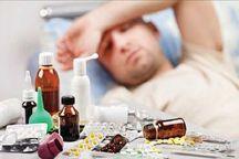 استراحت کامل بهترین درمان برای مبتلایان به آنفلوانزاست