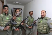 تجهیزات بروز در یگان حفاظت محیط زیست استان توزیع شد