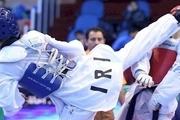 پایان کار تیم ملی تکواندو بدون مدال طلا در مسابقات جهانی انگلیس/ احمدی باخت و نقره گرفت