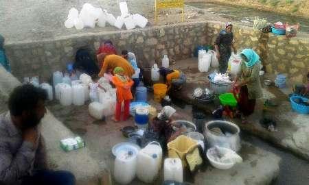 بحران کم آبی در 15 روستای اسفراین