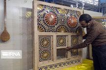 نمایشگاه ملی صنایعدستی در همدان گشایش یافت