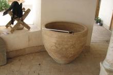 2 خمره دوره ساسانیان در استان مرکزی کشف شد