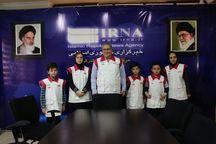 تیمهای آذربایجانشرقی نماینده ایران در مسابقات ربوکاپ ۲۰۱۹ روسیه