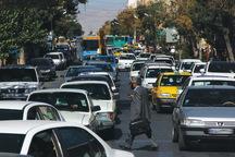 320 هزار دستگاه خودرو در ارومیه تردد می کند