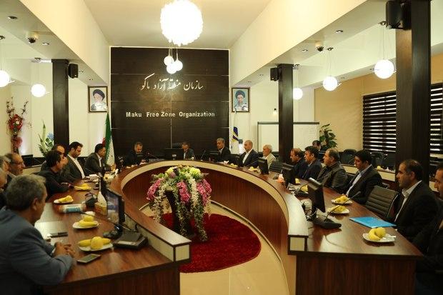بوروکراسی اداری روند سرمایه گذاری را در منطقه آزاد ماکو کند کرده است
