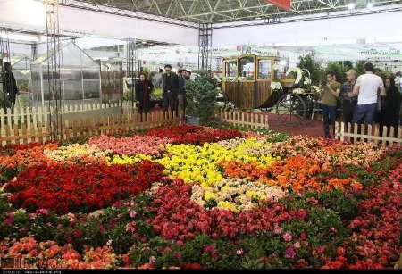 نمایشگاه  تخصصی گل و گیاه، مبلمان شهری، فضای سبز و خدمات شهری گشایش یافت