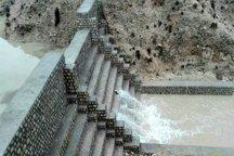 یک طرح آبخیزداری در منوجان افتتاح شد