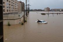 بارش 210 میلیمتری باران در مینودشت