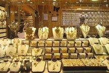 کاهش جهانی قیمت طلا روی بازار تهران تاثیر گذاشت