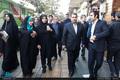 بازدید اعضای شورای شهر تهران از راسته کتاب فروشی های میدان انقلاب/ نژاد بهرام: جدی ترین مساله در حوزه کتاب خرید و خواندن کتاب است