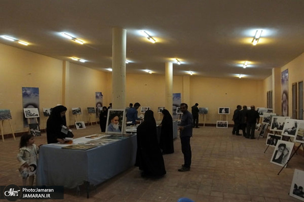بزرگداشت امام خمینی در طالخونچه