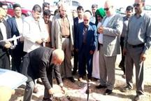 آبرسانی از طرح غدیر به 14روستای خرمشهر آغاز شد