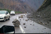 پرهیز از سفرهای غیرضروری در جادههای مازندران  احتمال ریزش کوه و بهمن در ارتفاعات