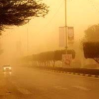 وزش طوفان با سرعت 104 کیلومتر در شمال سیستان و بلوچستان