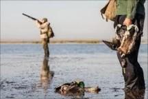 چهار شکارچی متخلف در منطقه مرزی گنبدکاووس دستگیر شدند