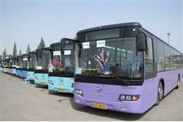 خدمات رایگان اتوبوسرانی اصفهان در شبهای قدر