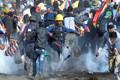 کشته شدگان اعتراض ها در بولیوی به 23 تن افزایش یافت+تصاویر