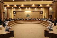 با کاهش حق انشعاب فاضلاب و افزایش آب بها در شیراز موافقت شد