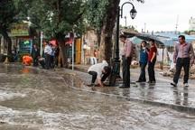مخاطرات سیلاب بجنورد در ژاپن بررسی می شود