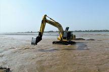 وضعیت سیلاب رودخانه دز با بالگرد بررسی شد