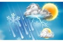 بارش باران و برف برای ارتفاعات البرز پیش بینی شد