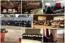 درخشش 19 دانش آموزالبرزی  در دومین جشنواره ملی ابن سینا