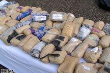 6528 کیلوگرم انواع مواد مخدر در البرز کشف شد