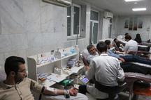 دانشجویان زنجانی به پویش سخاوت سرخ پیوستند