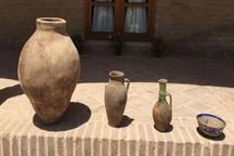 چهار سفالینه تاریخی به موزه مردم شناسی تربت حیدریه اهدا شد