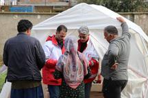 کاروان سلامت گیلان 960 نفر از سیل زدگان را ویزیت کردند
