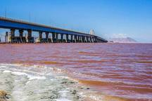 بیش از 42 میلیون مترمکعب فاضلاب تصفیه شده به دریاچه ارومیه سرریز می شود