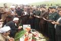 پیکر پاک سرباز شهید سپاه در مهاباد تشییع شد