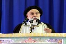 امام جمعه کرمان: سپاه همواره کشور را از خطرات نجات داده است
