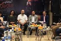 اجرای صحنه ای گروه دومان در تبریز  حمایت مسئولان استان منجر به صادرات موسیقی می شود