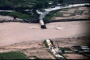 60 کیلومتر از جاده پلدختر - خرم آباد آسیب جدی دیده است