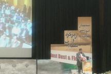 مدیرکل بحران خوزستان: ریزگردها سالانه پنج هزار نفر را در خوزستان بیمار می کند