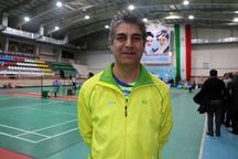 90 درصد کشورها با مسابقات بین المللی بدمینتون فجر ایران آشنا هستند