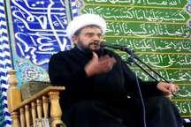 یک روحانی:حضرت زهرا(س) الگویی برای همه مردان و زنان عالم است