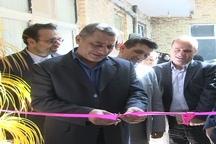 افتتاح چند طرح عمرانی،خدماتی در آذربایجان شرقی