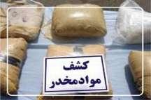 پلیس خدابنده پنج کیلوگرم تریاک را کشف و عاملان آن را دستگیر کرد