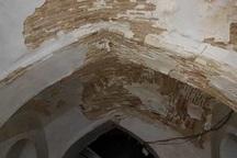 بارندگی به 73 بنای تاریخی دزفول خسارت زد