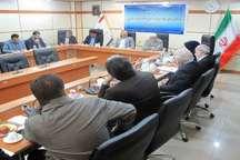 نشست شورای هماهنگی مدیران اجرایی تابعه وزارت امور اقتصادی در خوزستان برگزار شد