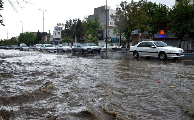 هواشناسی مازندران در باره طغیان رودها و رانش زمین هشدار داد
