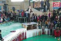 هنرمندان شیراز با آسیب دیدگان از سیل جشن همدلی برگزار کردند